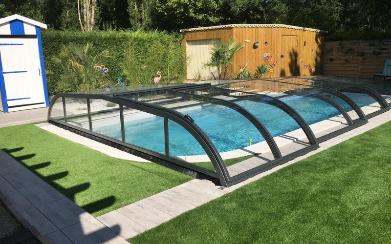 Construction de piscine